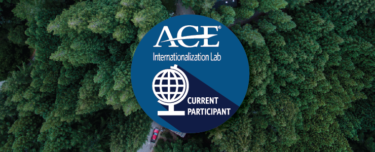 ACE Internationalization Lab Current Participant